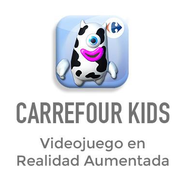 APP Carrefour Kids