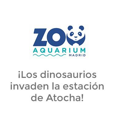 App Dinosaurios en Atocha