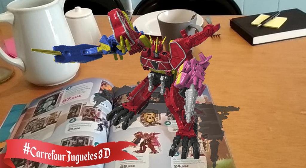 Ingame Carrefour juguetes