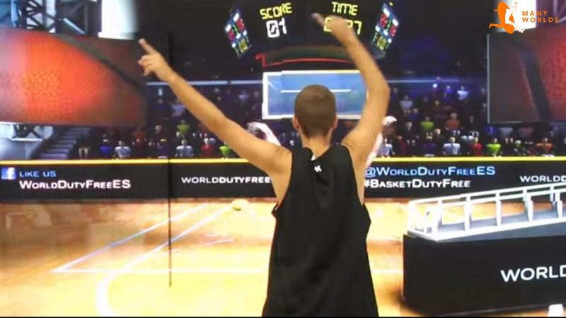 Ingame  basket WorldDutyFree