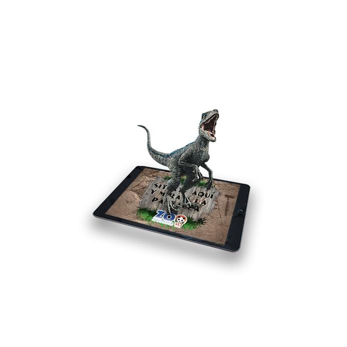 Tecnología Dinosaurios en Atocha