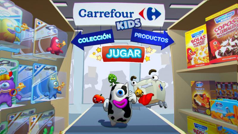 Ingame Carrefour Kids