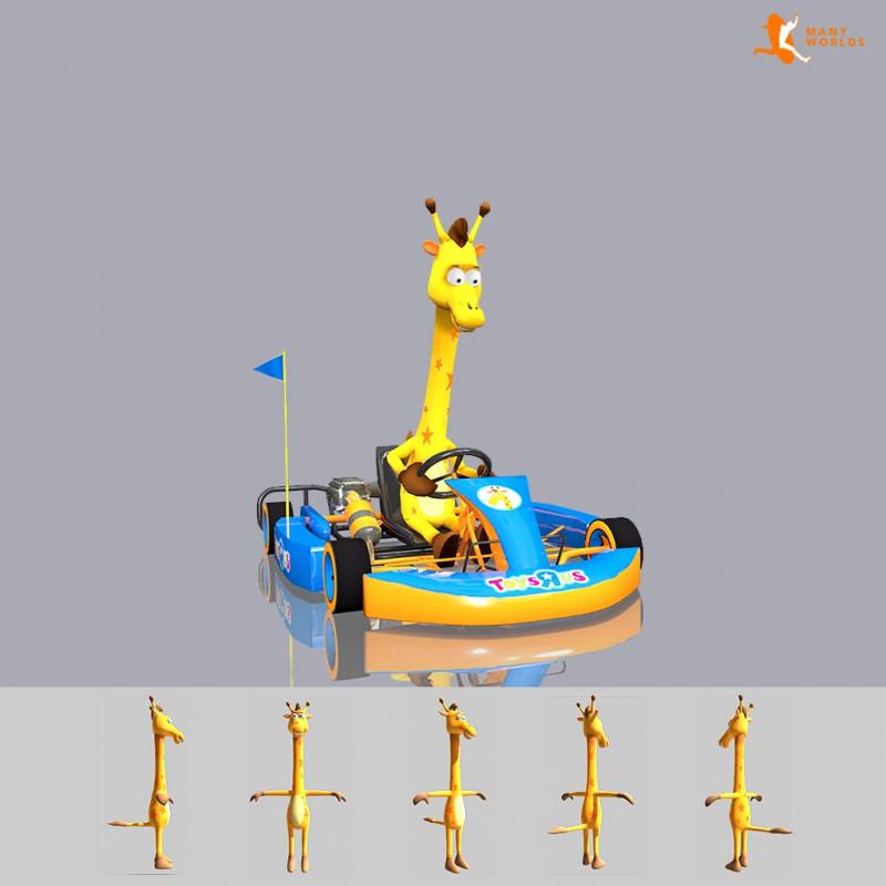 3D ToysRUS