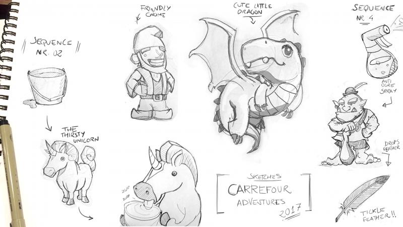 Concept Carrefour juguetes