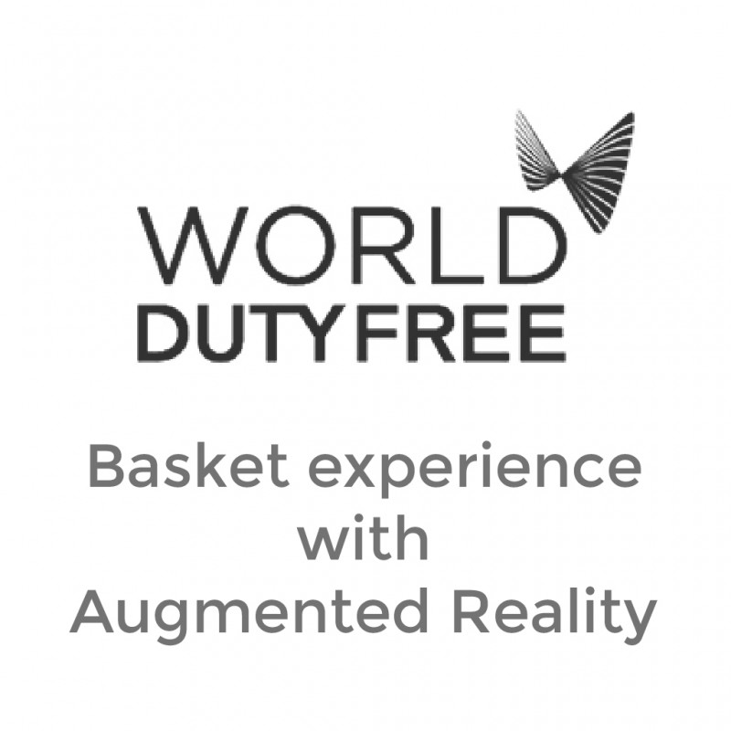 Info basket WorldDutyFree