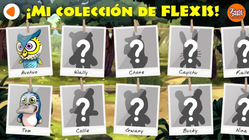 La colección de Flexis