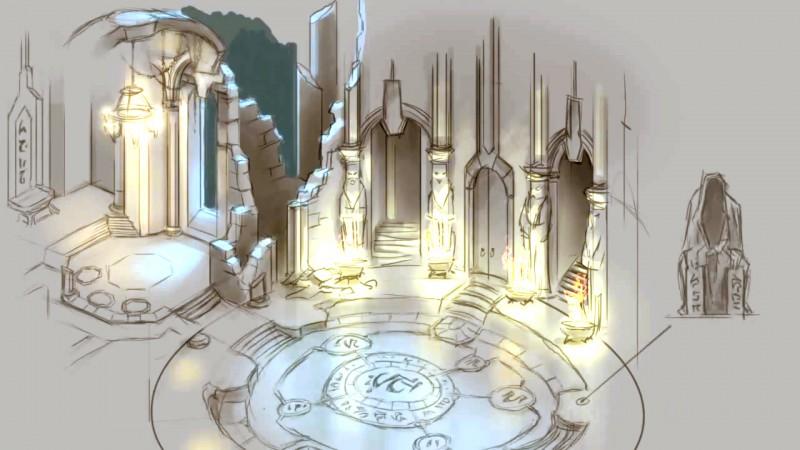 Concept 3D design