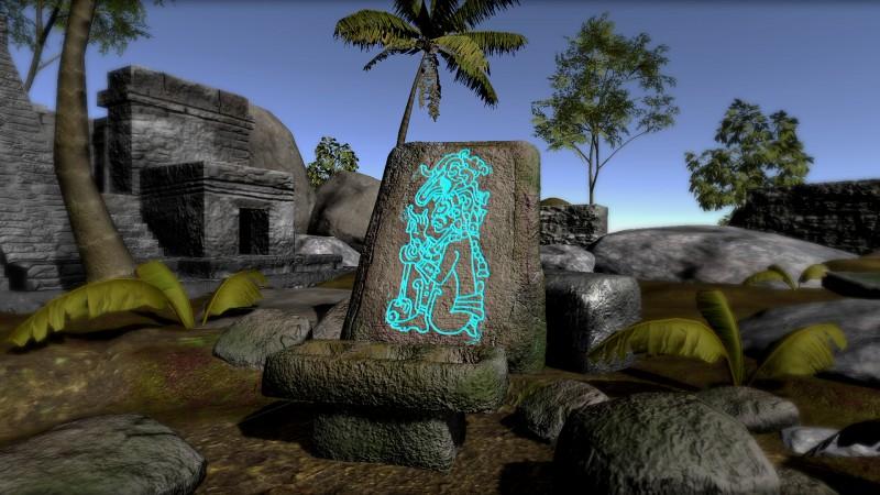 3D Santillana Maya