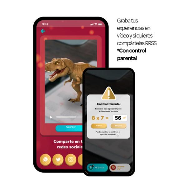 Info Carrefour Juguetes 3D