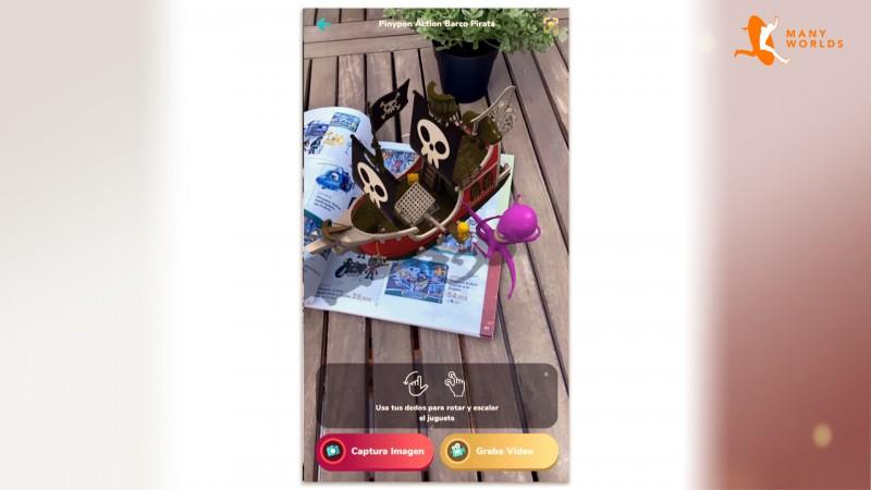 Capture Carrefour juguetes