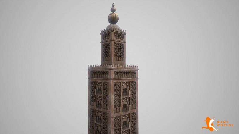 Seville monument